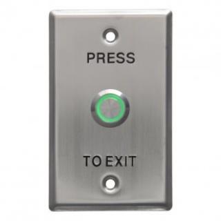 Boton de Salida, Exit Button, Control de Acceso
