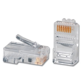 Conector de Red, GSIT Panama, Jack RJ45, Redes GSIT
