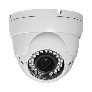 Domo Varifocal Antivandalico, 2.8 - 12mm, 1100 TVL, CCTV PANAMA